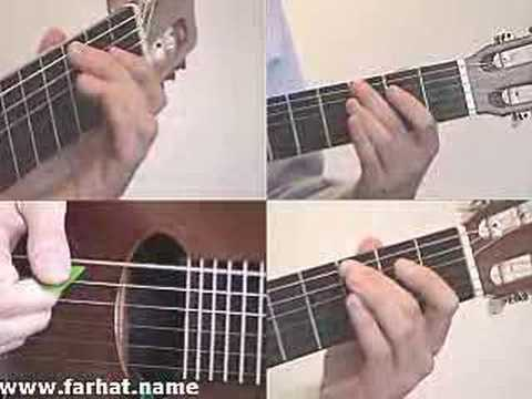 redemption song bob marley part 1 Cover Guitar www.Farhatguitar.com