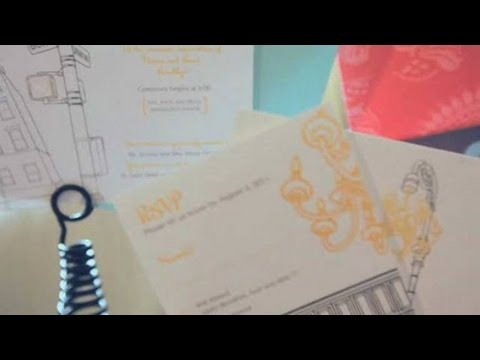 Wedding Invitations: How to Incorporate Color