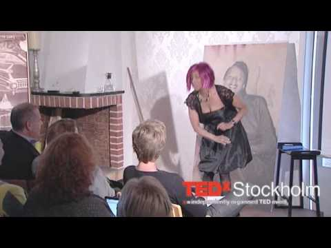 TEDxStockholm - Mary Lee Sjönell - 6/6/09