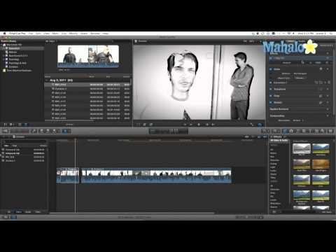The New Effects Browser - Final Cut Pro X
