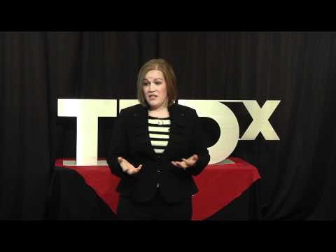 TEDxBountiful - Michelle McCullough - The Contagious Theory