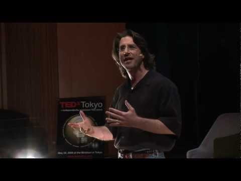 TEDxTokyo - Barry Eisler - 5/22/09