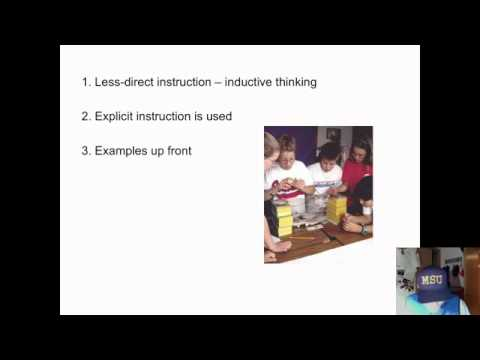 Saylor PSYCH303: Concepts 6 Discovery Learning