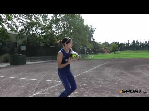 Softball Catching Drills: Quick Feet