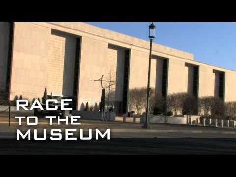 Race To The Museum: Moving Day