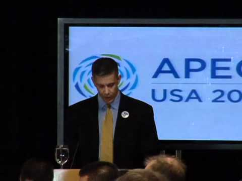 Secretary Arne Duncan's APEC Speech Highlights