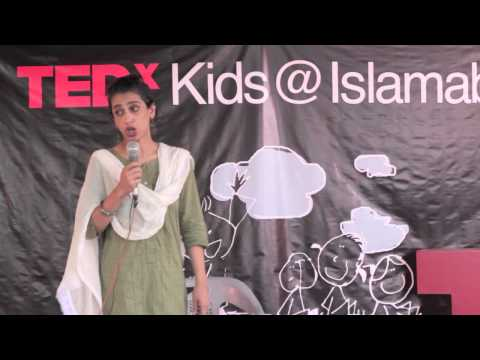 Understanding the science of digital animation: Soofia Asad at TEDxKids@Islamabad