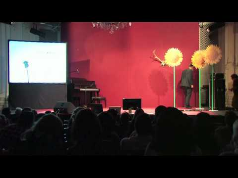 TEDxSalzburg - Martin Klein - the difference between recorded music and lead sheets