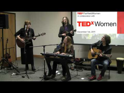 Your Momma Got You - TEDxFairfield Women - All Souls on Deck