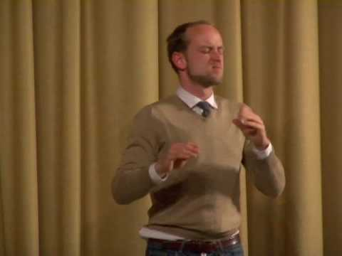TEDxIslay - Robert Sirvage - What We Can Learn From People with Usher's Syndrome