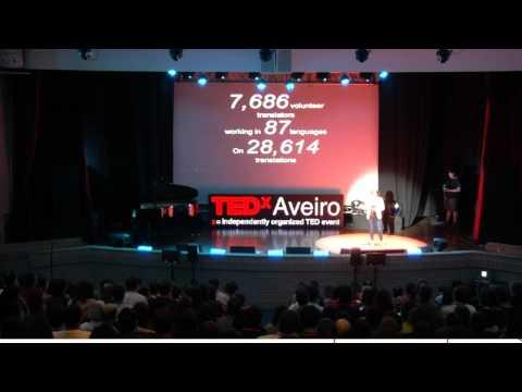 TEDxAveiro - Lauren Cucinotta - What is TED & TEDx? - 26/05/2012