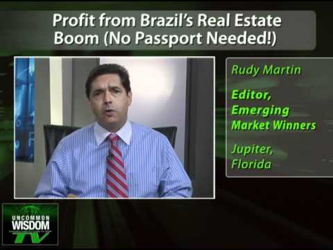 Profit from Brazil's Real Estate Boom