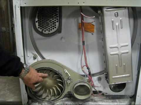 WHIRLPOOL DRYER REPAIR VIDEO 7