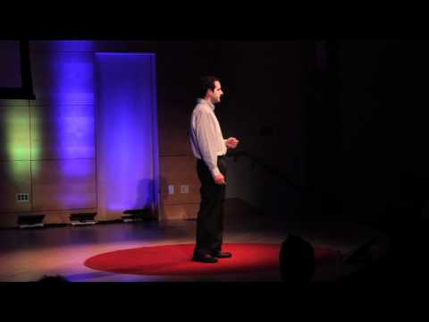 TEDxDirigo - Josh Broder - Industrial Economy Infrastructure, Innovation Economy Future