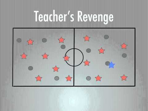 Physical Education Games - Teacher's Revenge