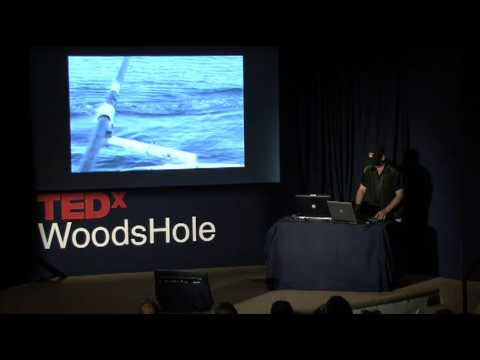 TEDxWoodsHole - Arthur Newhall - Rhythms from the Ocean