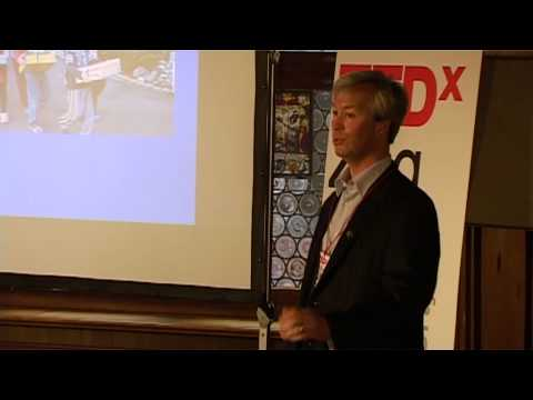 TEDxZug - Dominic Currer - International Schools and Modern Enterprise