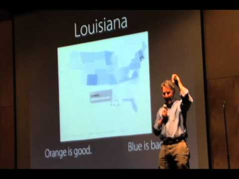 TEDxTU - Matt Candler - Explosive Education Stats