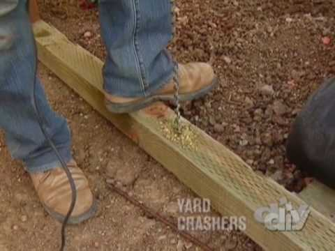 The Perfect Patio-DIY