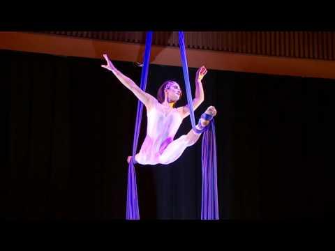 TEDxTokyo - Ginger Ana Griep - Ruiz of Cirque du Soleil - 05/15/10
