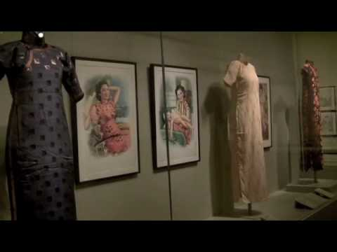 Shanghai Exhibition Docent Walkthrough Part I (2/10/2010) - Part I