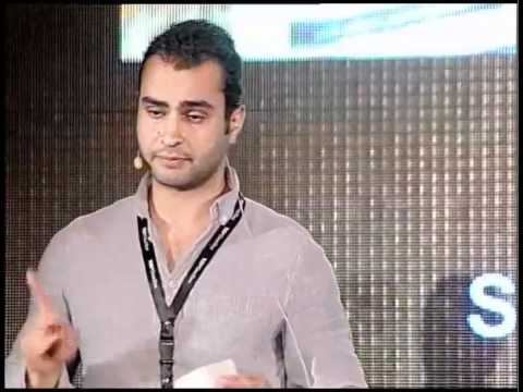 TEDxDeadSea - Mohammad Alhajji - Looking at things from a different perspective
