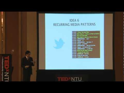 TEDxNTU - Wong Meng Weng - Six visions of the future
