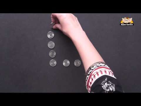 The easiest coin trick in the world