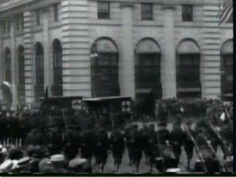 World War I Patriotic Record Promises Great Things for Vets