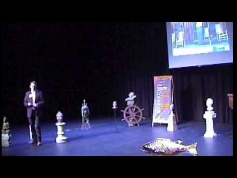 TEDxTampaBay - Carlton Ward - 02/12/10