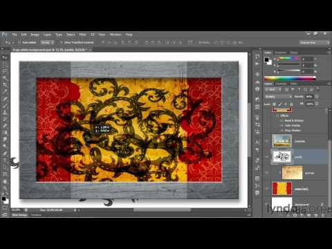 Photoshop CS6 tips for working with layers | lynda.com tutorial