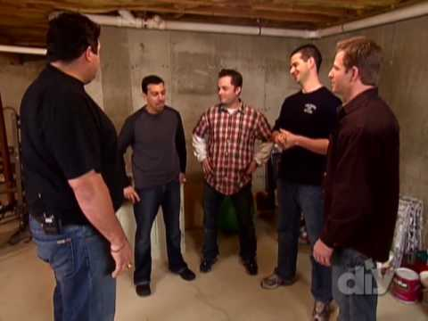 Planning a Boston Man Cave-DIY