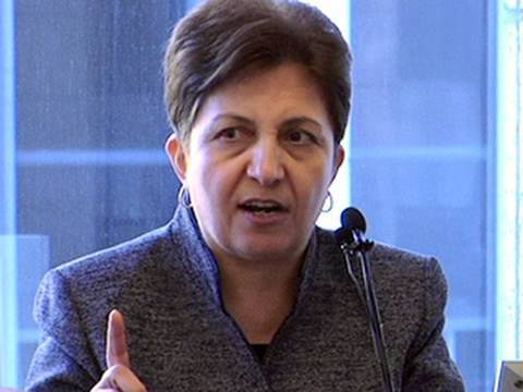 Wafa Sultan: Islam Is Incompatible with Western Law