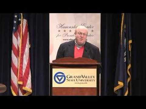 Richard Norton Smith on Virginian Presidents, Part 2 (of 8)