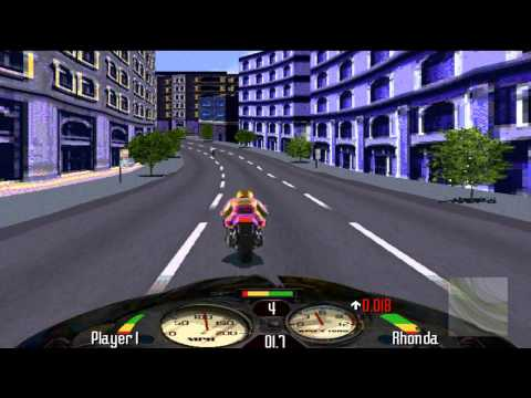 Road Rash (1997) - Game for Windows 95