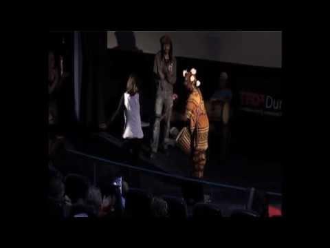 TEDxDunkerque - Olivier Ruguduka - African Dance Show