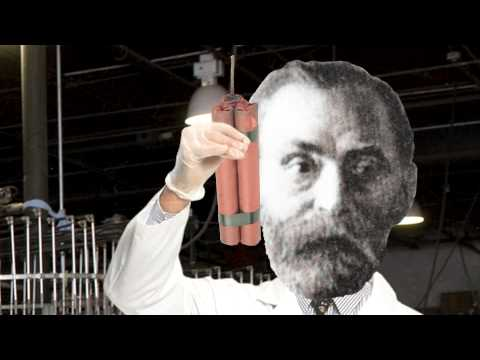 Stuff of Genius - An Explosive Idea: Alfred Nobel and Dynamite