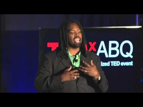 TEDxABQ - Everett Hill - Asset-based Youth Development