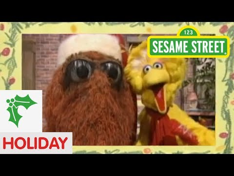 Sesame Street: A Holiday Card