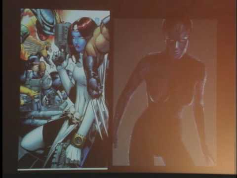 Superheroes: Fashion and Fantasy - Costume Designers Panel - Part 2 of 6