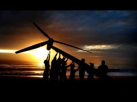 Wind Turbine of Hope
