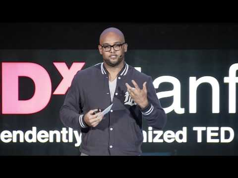 TEDxStanford - Jason Mayden-From street violence to Stanford Business School to designing Nike shoes