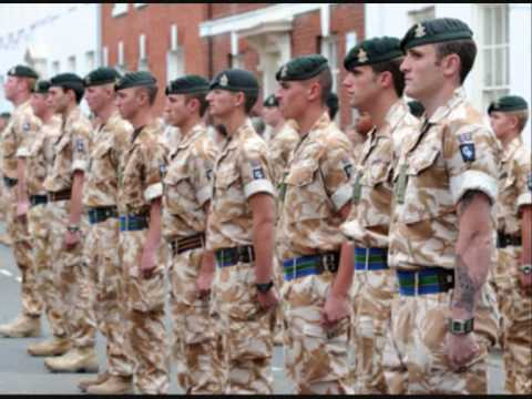 Queen's Royal Hussars (Quick March)