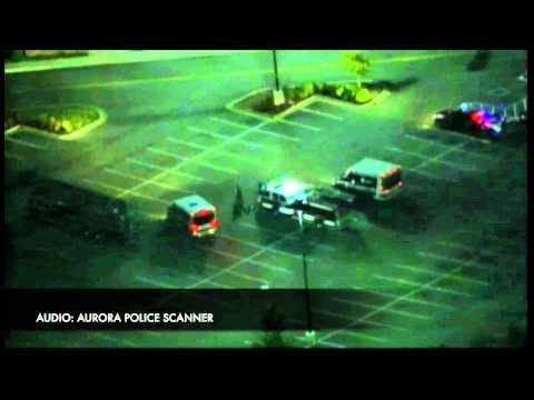 Witnesses Describe the Aurora, Colorado Shooting