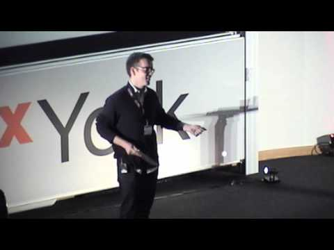 TEDxYork  -  Peter Gregson  - Playing for Time + Restaurants