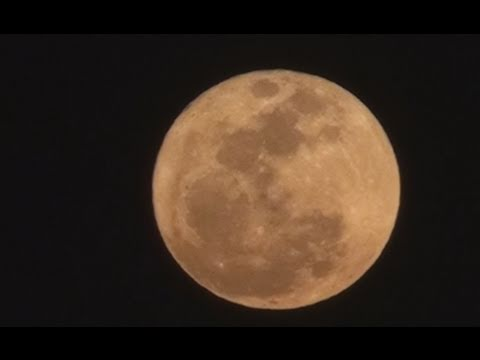 SuperMoon Super Moon March 19, 2011