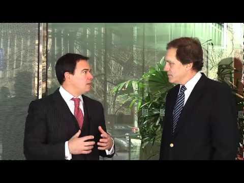 Video Interview: Ernest Bower interviews Karl F. Inderfurth