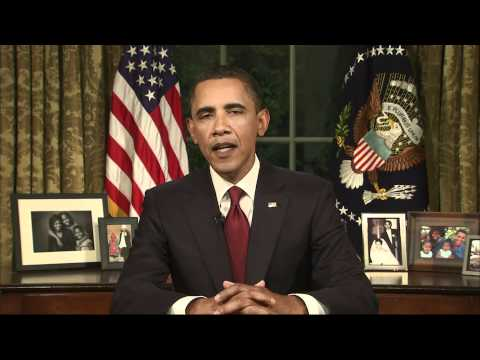 Watch Full Video of the President's Iraq Speech