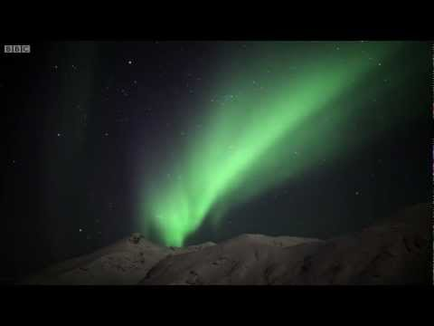 The Northern Lights - Wonders of the Solar System  - BBC
