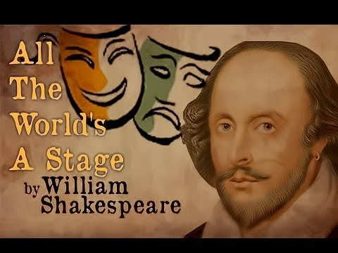 Pearls Of Wisdom - All The World's A Stage by William Shakespeare - Monologue